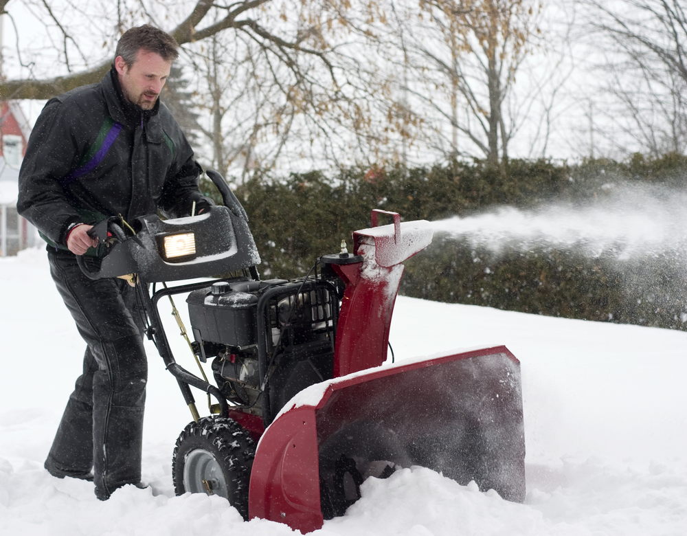 Blower Snow Removal Equipment : Tips to get you ready for snow removal this winter turf