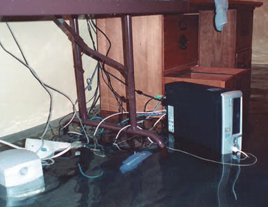 install a sump pump to prevent the stress of a basement flood july 20