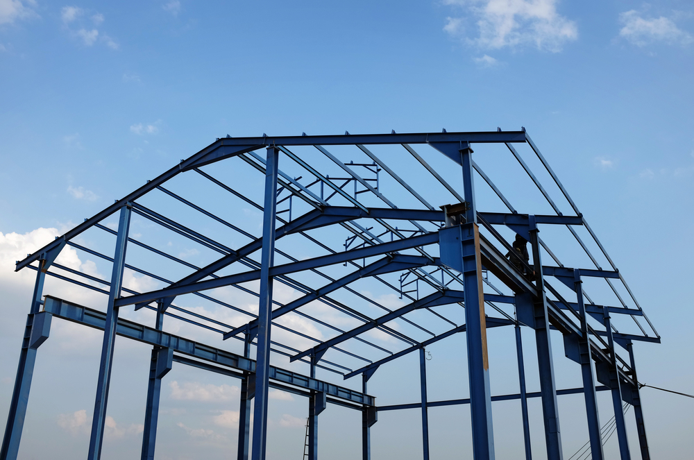 Structural Steel Framing : The advantages of using structural steel as a building