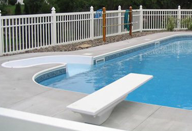 Spotlight On Top Monroe County Swimming Pool Designs Fountain Pools Construction Inc