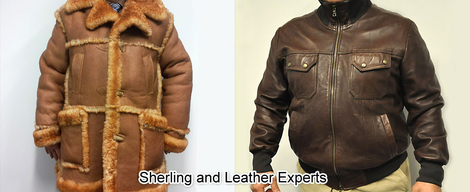 NYC Tailor Explains Why Leather Suede Shearling &amp Fur Need