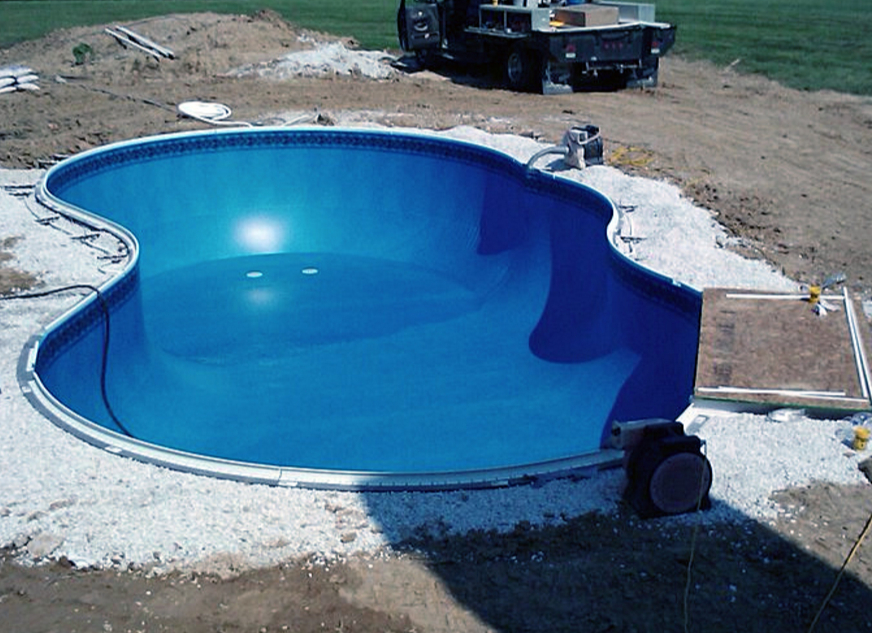 4 tips for deciding between above ground inground pools for Types of inground pools