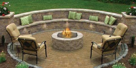Outdoor Fireplace Or Fire Pit How To Choose Which Option Is Right