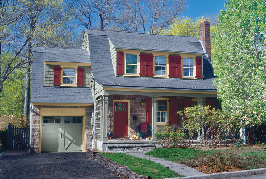 Exterior Remodeling Before And After Shots. WOW, What A Difference ...