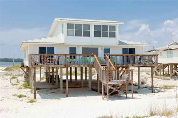 Beach House Rentals With Pets