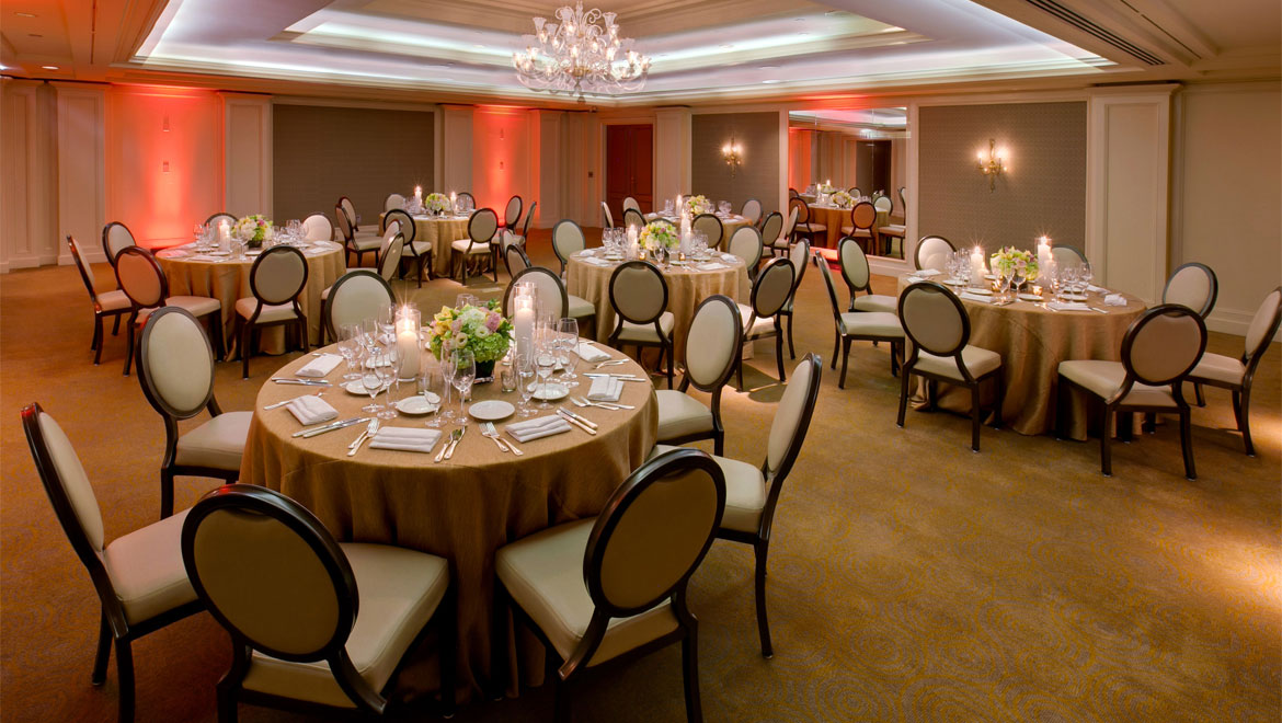 Why Omni Berkshire Place Is Your Ideal New York City Wedding Venue
