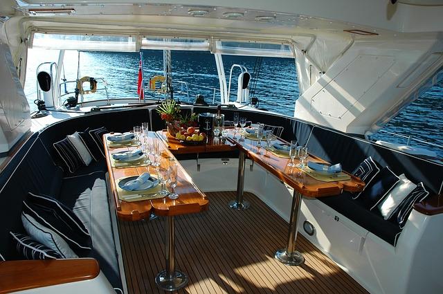 4 Tips To Help Preserve Boat Upholstery Julie 39 S Boat Yacht Custom Upholstery Gig Harbor