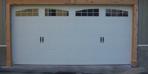 Felluca Garage Door Dynamic Curb Appeal With Clopay